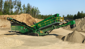ALASKA GRAVEL PRODUCER PURCHASES NEW MCCLOSKEY S190 THROUGH